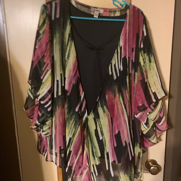 Dress Barn Tops - Plus size top